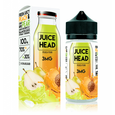 E-Liquid - JUICE HEAD E LIQUID 100ML
