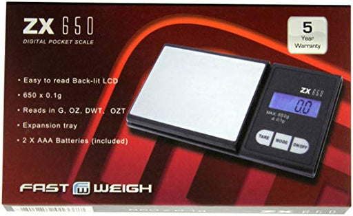 ZX-650 X 0.1G  DIGITAL SCALE FAST WEIGHT