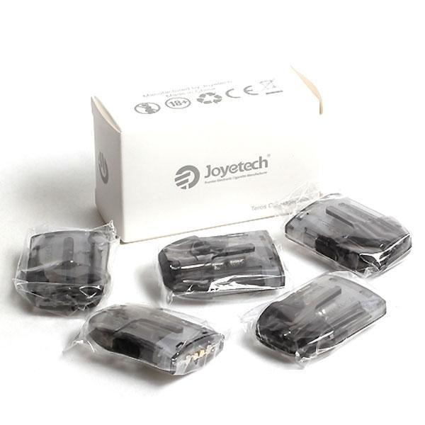 POD System - JOYETECH TEROS 2ML REFILLABLE POD CARTRIDGES - PACK OF 5