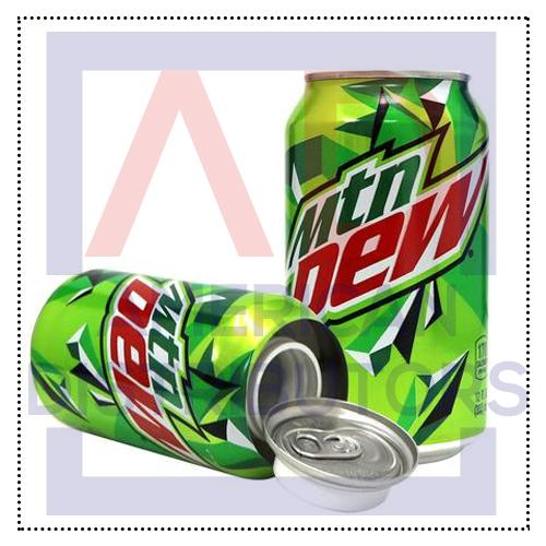Safe Cans - MOUNTAIN DEW CAN