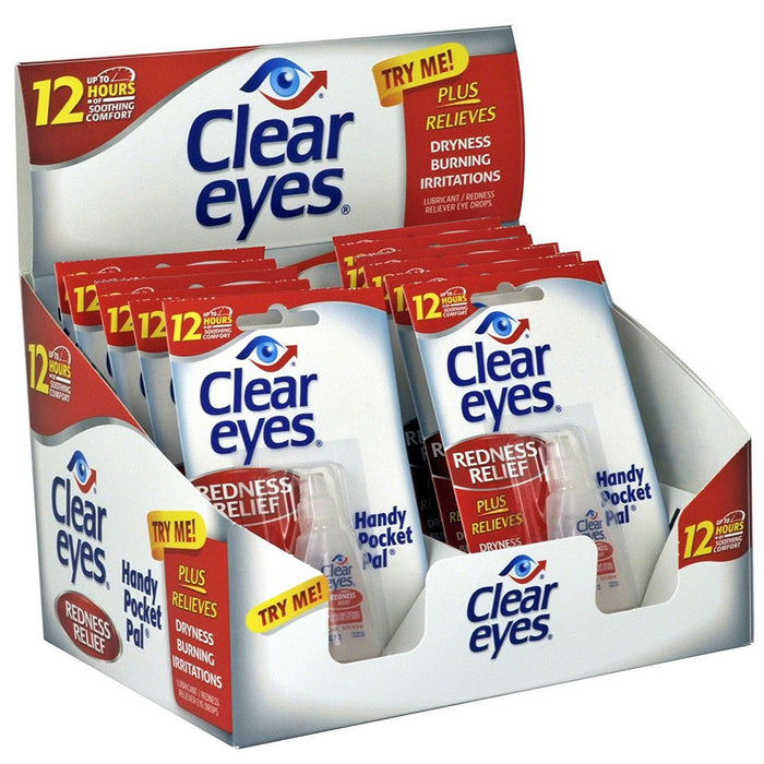 Smoke Accessories - CLEAR EYES DROP
