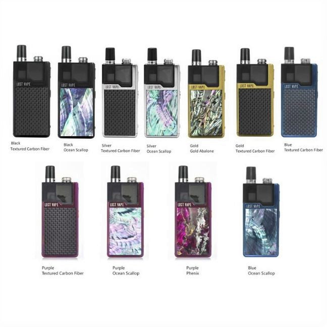 LOST VAPE ORION DNA POD SYSTEM STARTER KIT