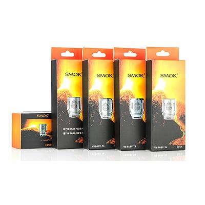 SMOK TFV8 Baby Replacement Coils 5PK