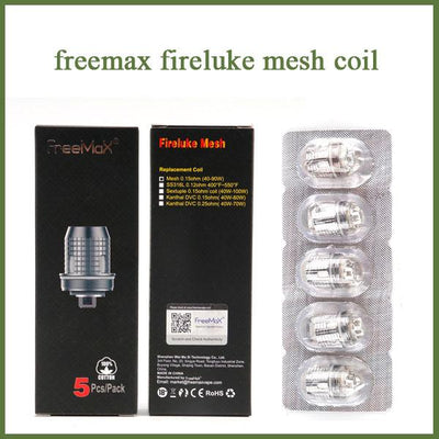 FREEMAX FIRELUKE M REPLACEMENT COILS - PACK OF 5