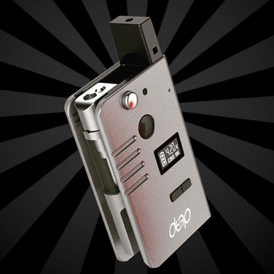 DEEP MOD COMPATIBLE WITH CARTRIDGE & POD SYSTEM