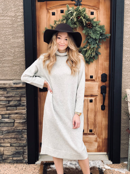 Lydia Sweater Dress
