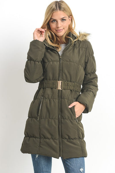 Gillian Long Jacket