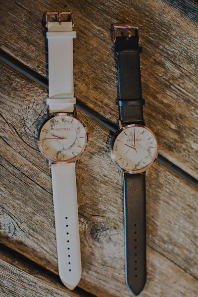 Watch - Piperwest Marble Minimalist