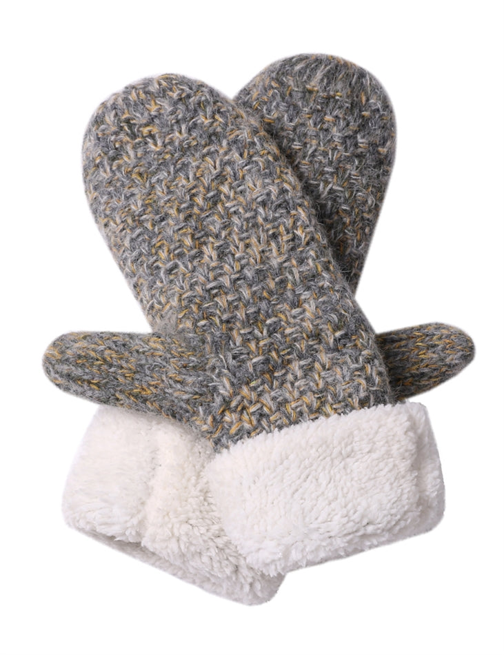Women's Winter Mix Mittens
