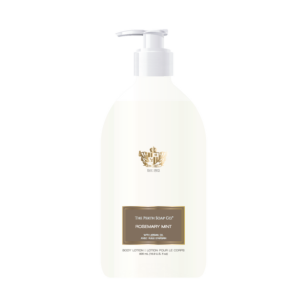 Perth Soap Co. Rosemary Mint Body Lotion 500ml