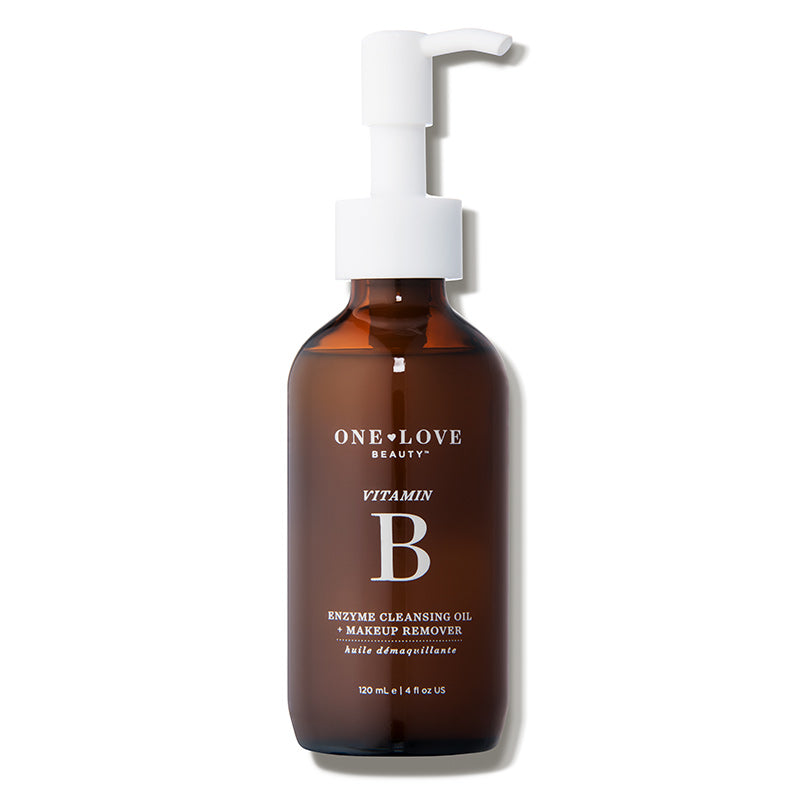 Vitamin B Enzyme Cleansing Oil
