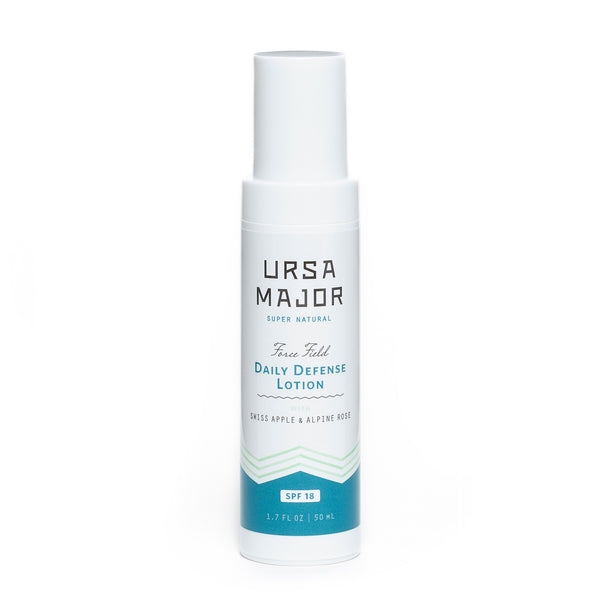 Ursa major force field moisturizer SPF