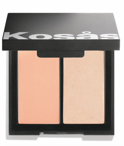 Kosas Cosmetics Powder Blush & Highlighter Duo