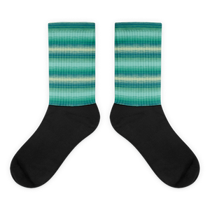 """ Foothill "" Graphic Sock"
