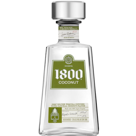 1800 Coconut Tequila Reserva 750ml