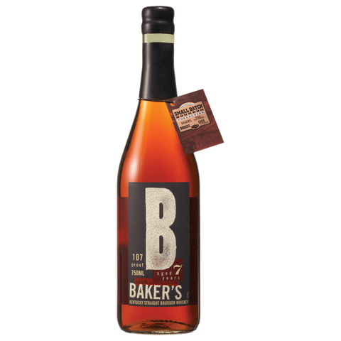 Bakers 7yr Bourbon 750ml