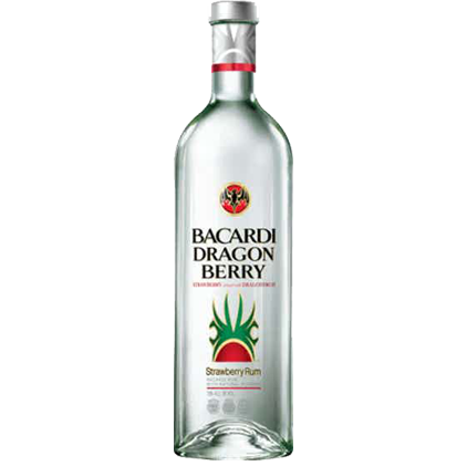 Bacardi Dragonberry Rum 750ml