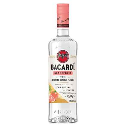 Bacardi Grapefruit Rum 750ml