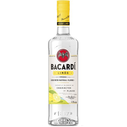 Bacardi Limon Rum 750ml