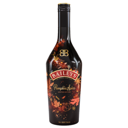 Baileys Pumpkin Spice Limited Edition 750ml