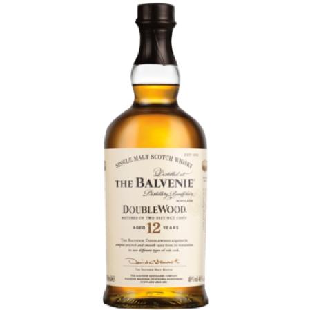 Balvenie DoubleWood 12yr Single Malt 750ml