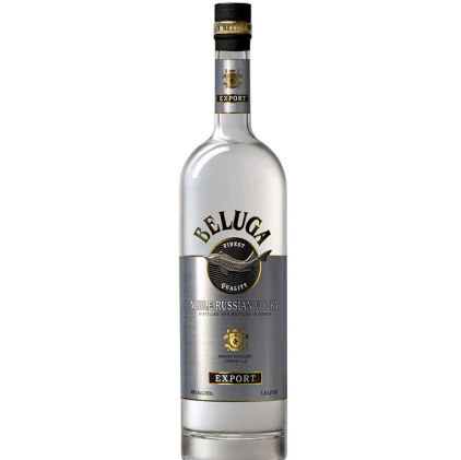 Beluga Russian Vodka 750ml