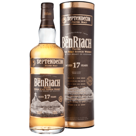 Benriach 17YR Single Malt