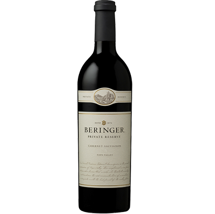 Beringer Cabernet Sauvignon Private Reserve 750ml