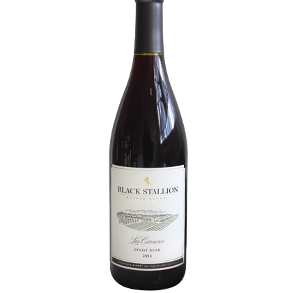 Black Stallion Pinot Noir Los Carneros 2012