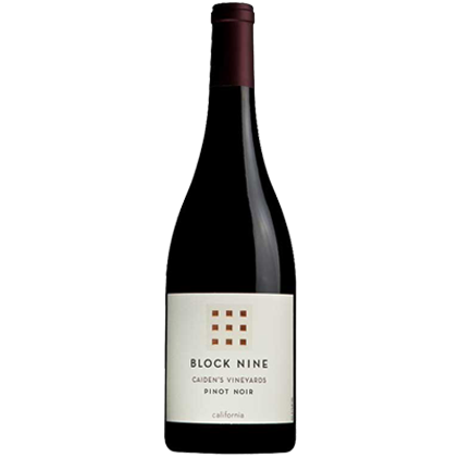 Block Nine Pinot Noir Caiden's Vineyard 2016