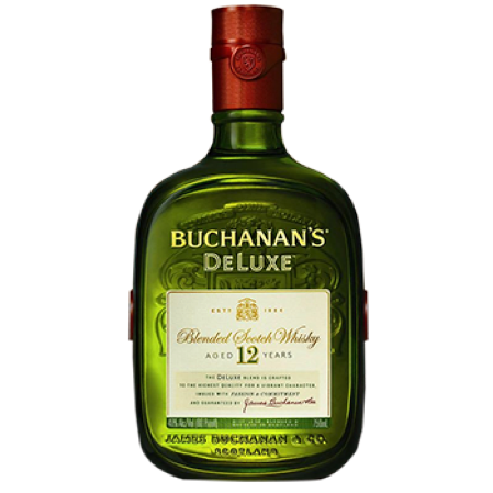 Buchanan's 12year Scotch 750ml