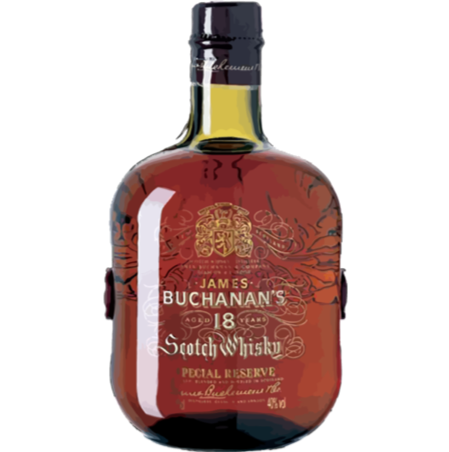 Buchanans 18 Year Scotch 750ml