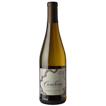Cambria Estate Winery Bench Break Vineyard Chardonnay 2014 Santa Maria Valley