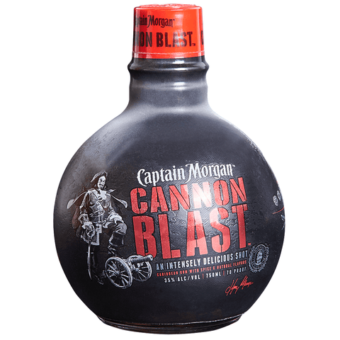 Captain Morgan Cannonblast 750ml