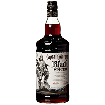 Captain Morgan Black Spiced Black