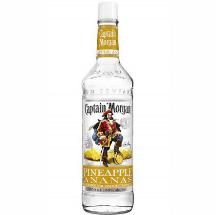 Captain Morgan Pineapple Rum 750ml