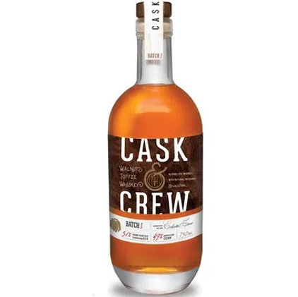 Cask & Crew Rye Bold & Spicy Blend Whiskey