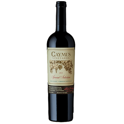 Caymus Vineyards Special Selection Cabernet Sauvignon 2013