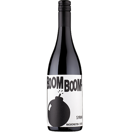 Charles Smith Boom Boom Syrah 2014 750ML
