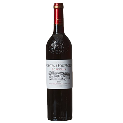 Chateau Fonfroide Bordeaux 2014