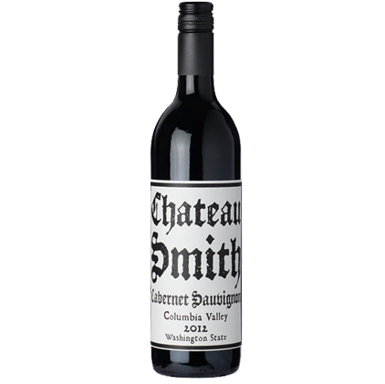 Chateau Smith Cabernet Sauvignon 2012 Columbia Valley