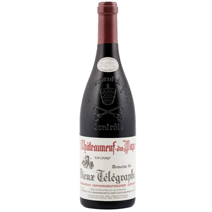 Chateauneuf-du-pape Vieux Telegraphe 2013 Red Wine