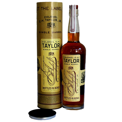 Colonel E.H. Taylor Single Barrel Straight Kentucky Bourbon Whiskey