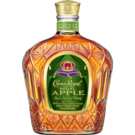 Crown Royal Whiskey Apple 50ml