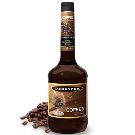 DeKuyper Coffee Brandy 750ml