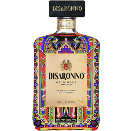 Disaronno Wears Etro Limited Edition 750ml