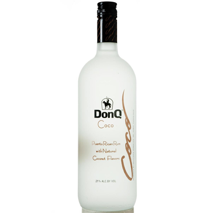 Don Q Coconut Rum 750ml