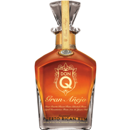 Don Q Gran Anejo 750ml