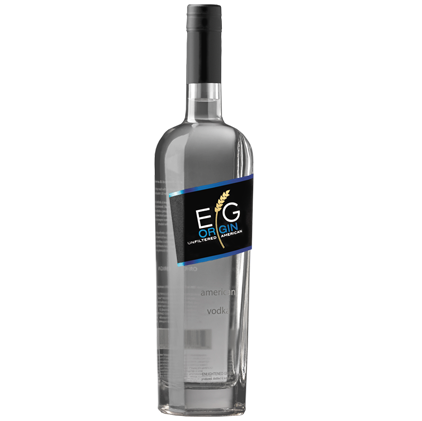 E.G. Origin Vodka 750ML