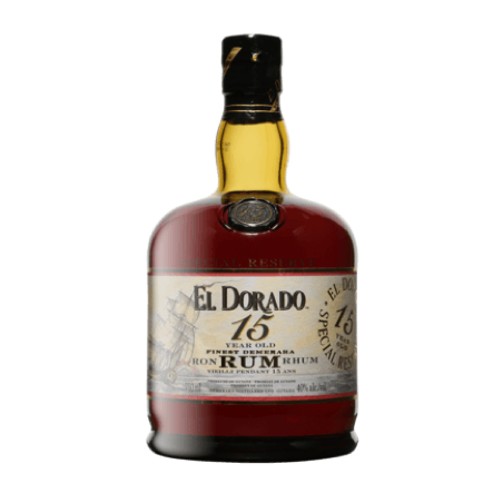 El Dorado 15Year Rum 750ml